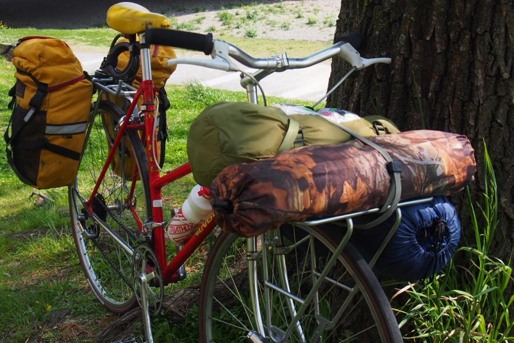 Blog オススメですよーフロントラック。vo Porteur Rackの御案内 京都のスポーツ自転車専門 エイ