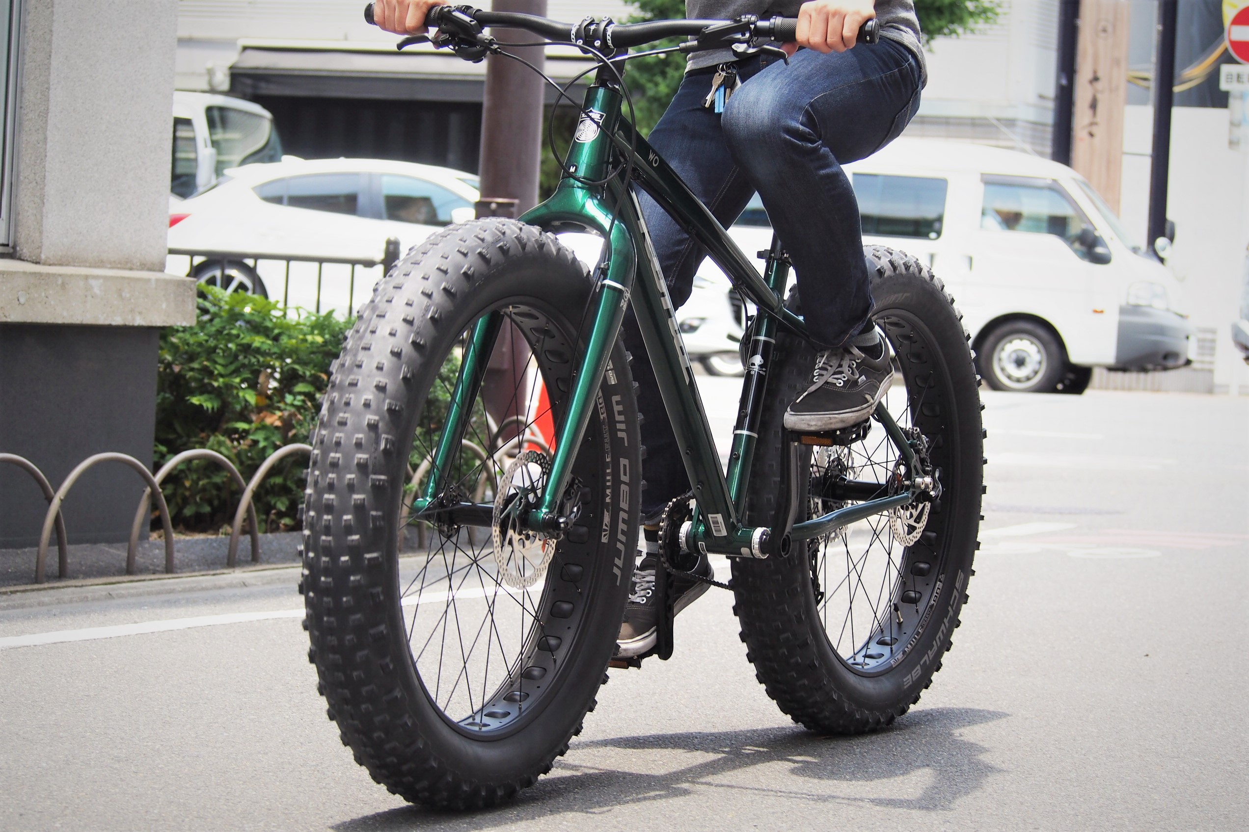 バイク ファット
