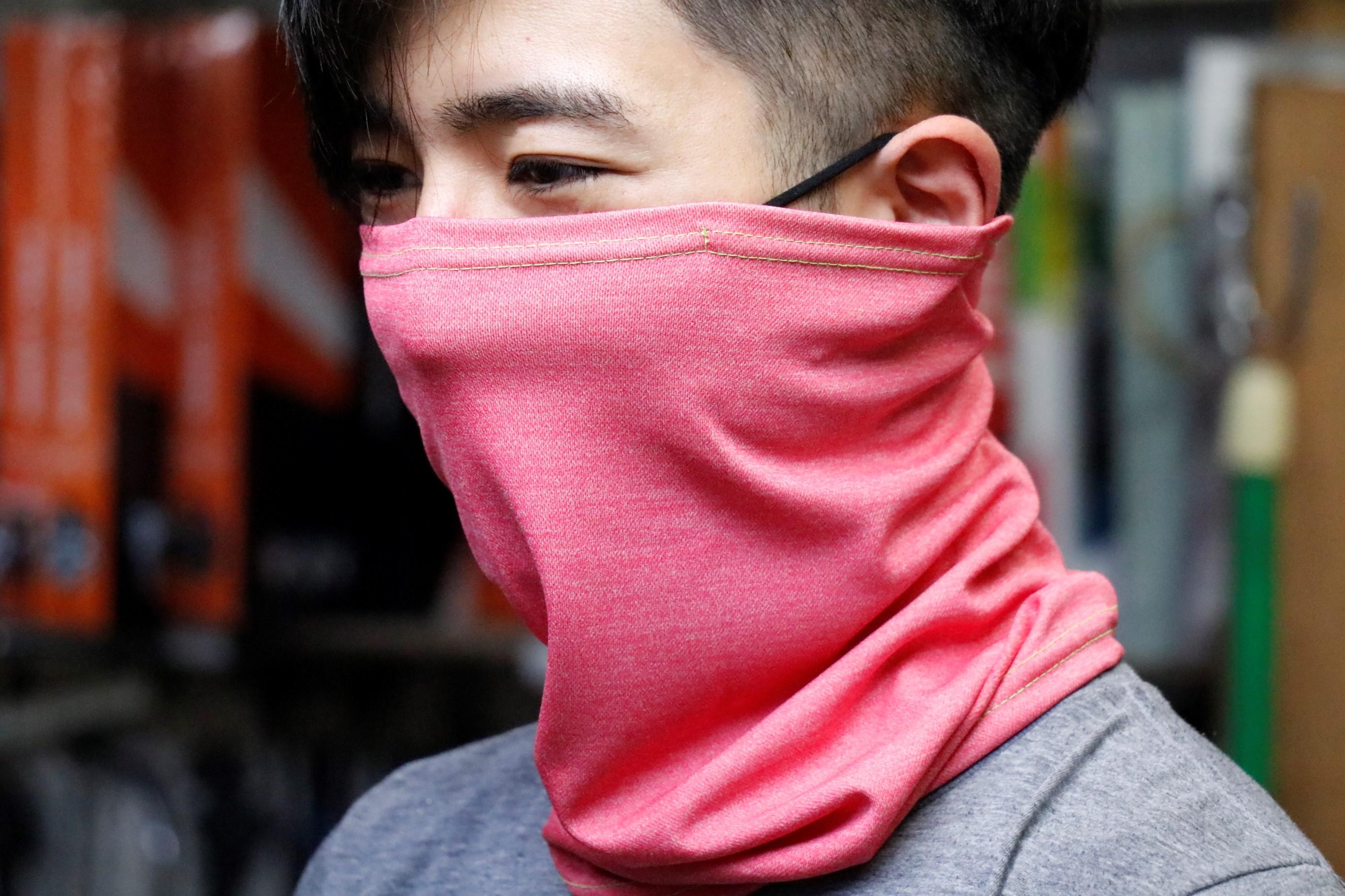 マスク ネック ゲイター
