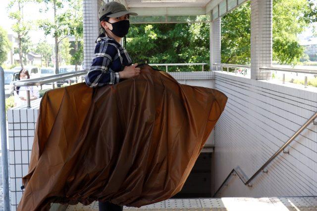 【輪行デビューにイチオシ】収納方法多数!大きいのに超軽量な輪行バッグ【FAIRWEATHER / フェアウェザー】bike carry bag / バイクキャリーバッグ
