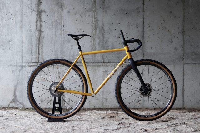 オリジナル グラベルバイク ~Original Gravel Bike~【 MAJOR TOM 】FRAME & FORK SET(フレーム&フォークセット)のご紹介。